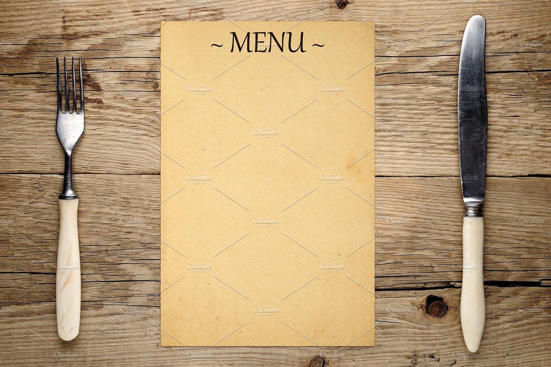 Blank Menu Template Free 16 Blank Menu Designs Psd Vector format Download