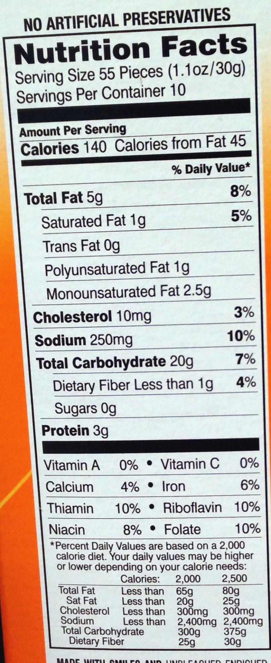 Blank Nutrition Label Template Word Seven Secrets About Blank