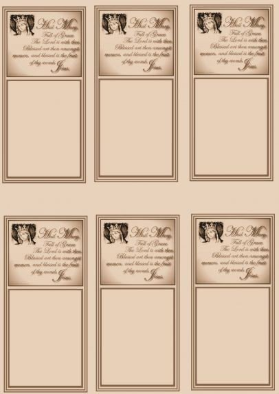 Blank Prayer Card Template 301 Moved Permanently