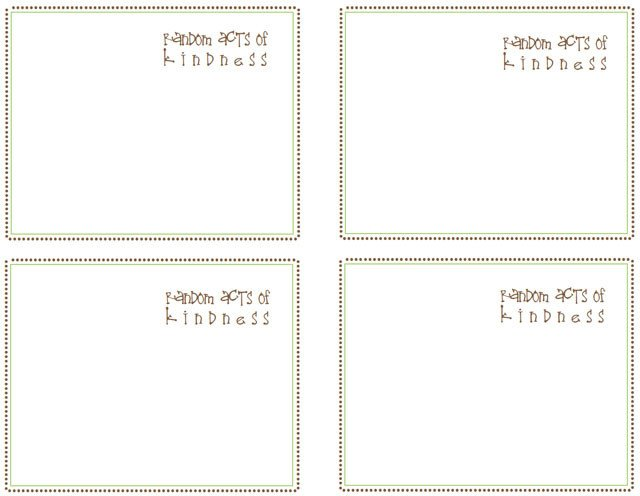 Blank Prayer Card Template Blank Rack'ed – Tracie Stier Johnson