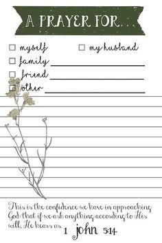 Blank Prayer Card Template Prayer Request Cards Templates