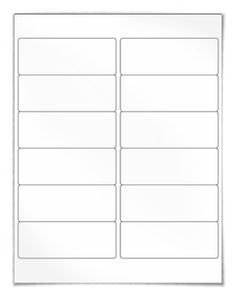 Blank Shipping Label Template Pin by Worldlabel On Blank Label Templates