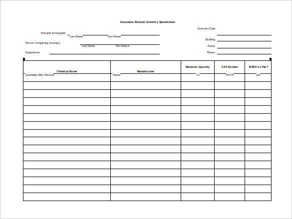 Blank Spreadsheet to Print Blank Spreadsheet Printable