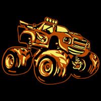 Blaze Pumpkin Carving Blaze and the Monster Machines 02 Stoneykins Pumpkin