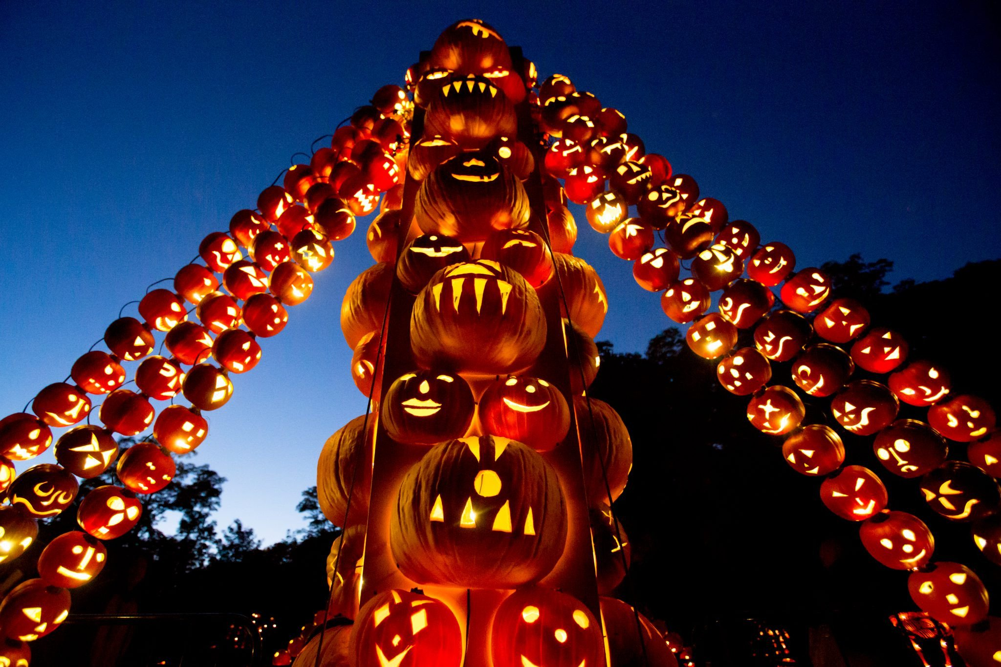 Blaze Pumpkin Carving Fall events for Kids the Great Jack O Lantern Blaze In