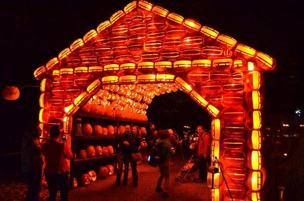 Blaze Pumpkin Carving Review Sleepy Hollow Halloween Great Jack O Lantern Blaze