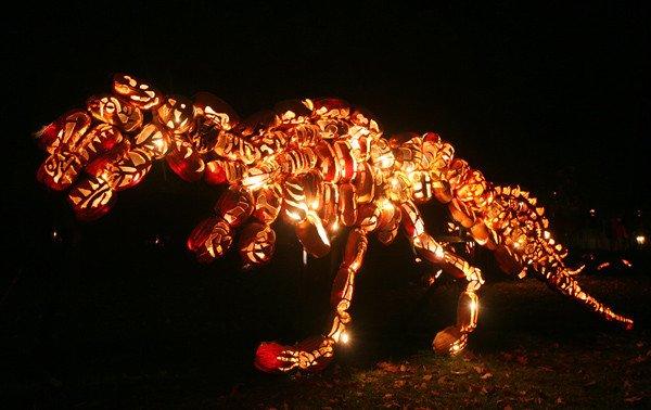Blaze Pumpkin Carving Sleepy Hollow Halloween – Blaze Legend and Horseman's Hollow