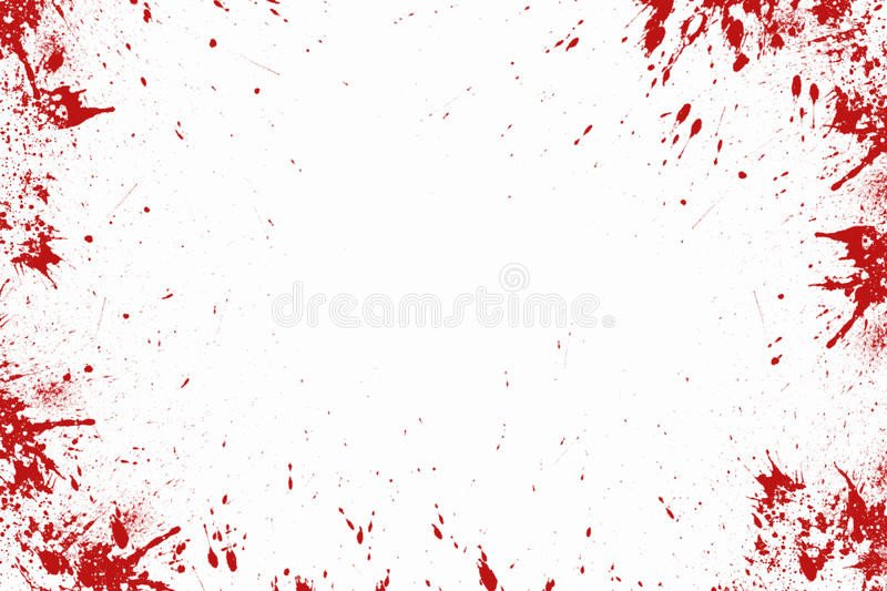 Blood Splatter Powerpoint Templates Blood Splatter Halloween Background Stock Image Image