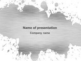 Blood Splatter Powerpoint Templates Blood Splatter theme Powerpoint Template Backgrounds