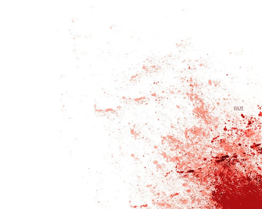 Blood Splatter Powerpoint Templates Dexter Blood Splatter Wallpaper Wallpapersafari