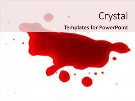 Blood Splatter Powerpoint Templates top Blood Splatter Powerpoint Templates Backgrounds