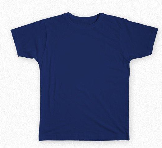 Blue T Shirt Template Royal Blue