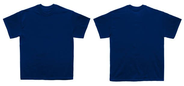 Blue T Shirt Template Royalty Free Navy T Shirt and Stock