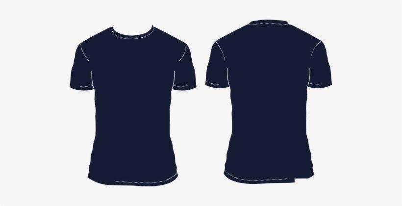 Blue T Shirt Template T Shirt Template Blank Shirt T Shirt T Shi Navy Blue