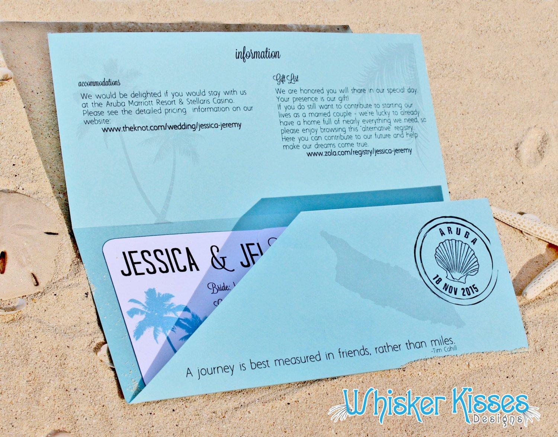 Boarding Pass Wedding Invitations Boarding Pass Wedding Invitation Save the Date Travel theme