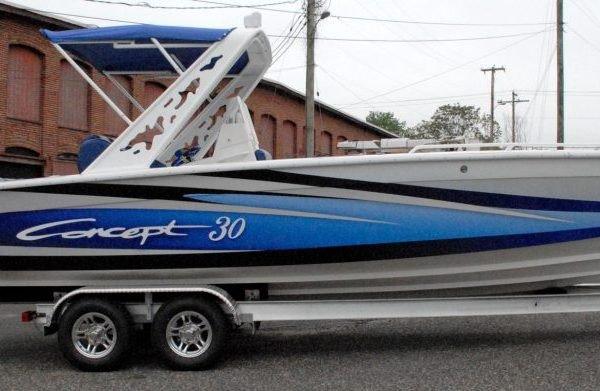 Boat Wrap Design Template Boat Wraps Designer Wraps