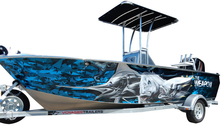 Boat Wrap Design Template Boat Wraps Marine Graphics Ink