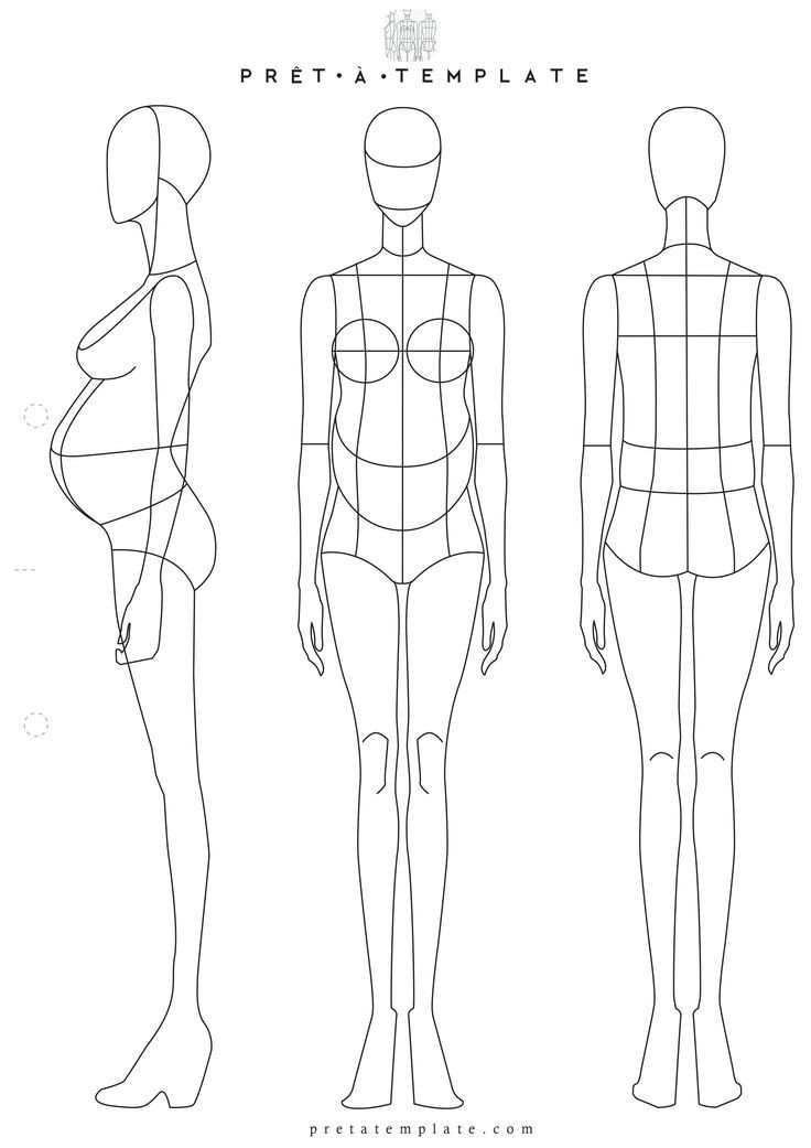 Body Template for Fashion Design 183 Best Images About Fashion Figure On Pinterest