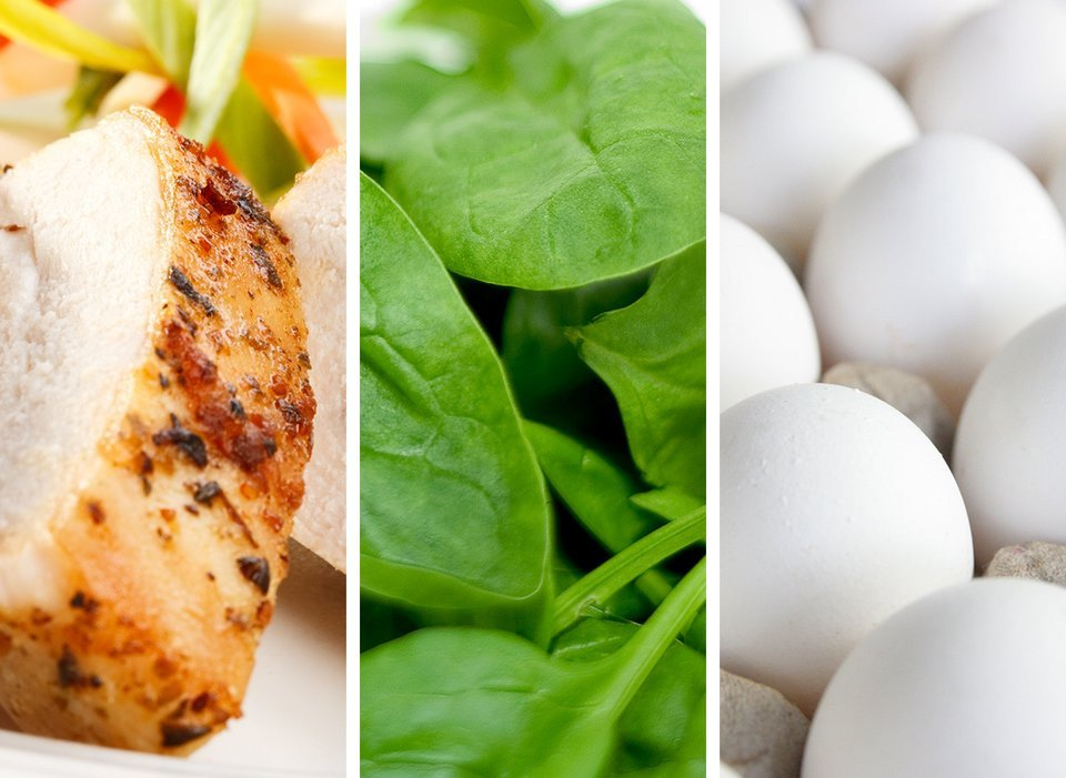 Bodybuilding Meal Planner Template Meal Plan for Every Guy
