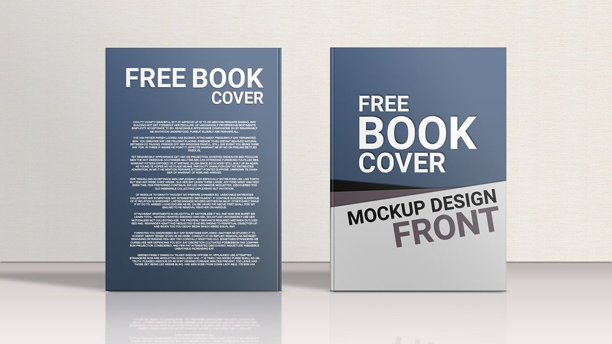 Book Cover Template Psd 40 Free Psd Book Cover Mockups for Business and Personal
