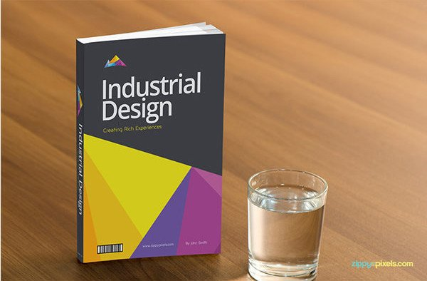 Book Cover Template Psd 54 Book Cover Design Templates Psd Illustration