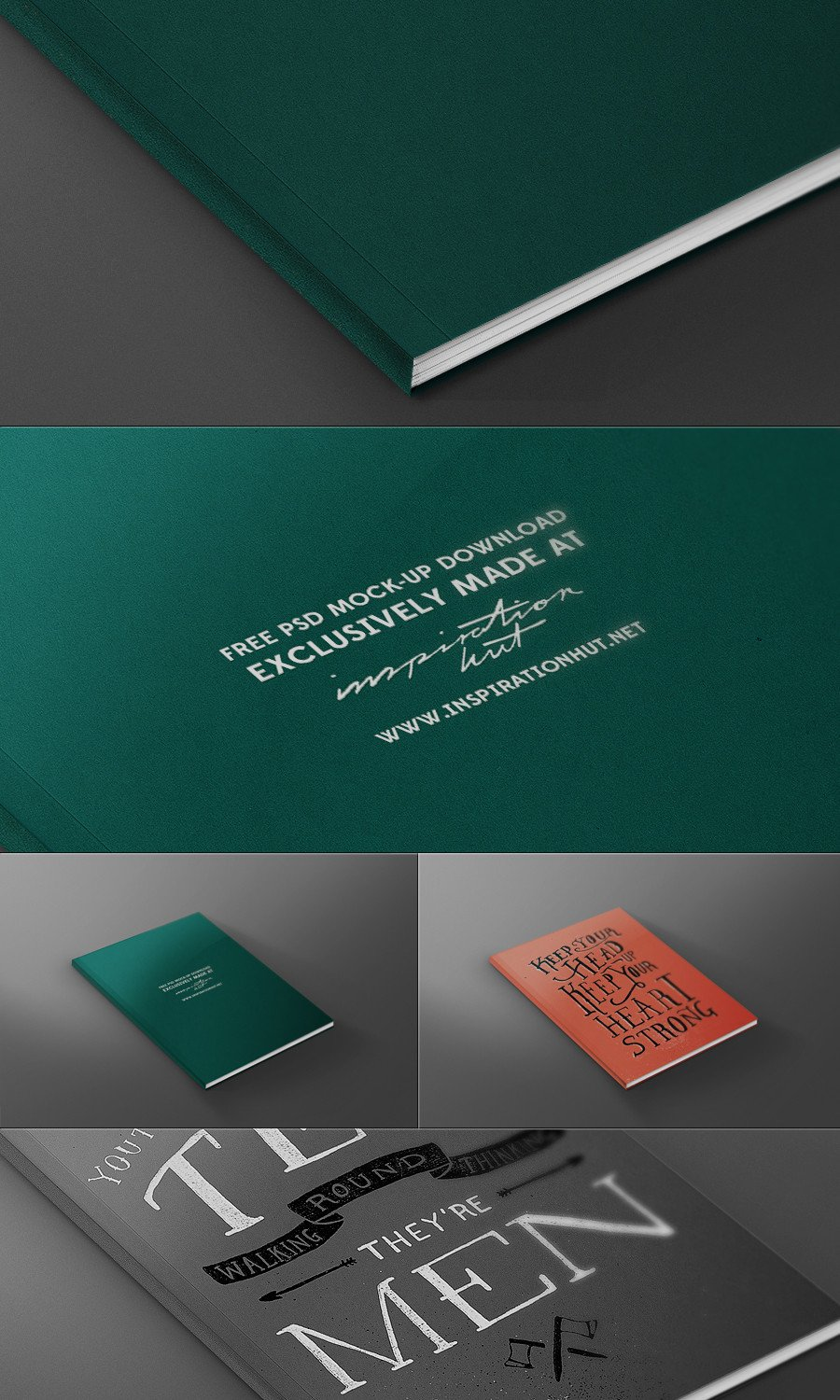 Book Cover Template Psd Free Magazine Book Front Cover Mock Up Template Psd File