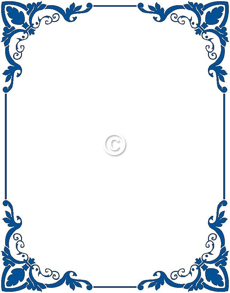 Border Template for Word Free Border Clip Art Clip Art