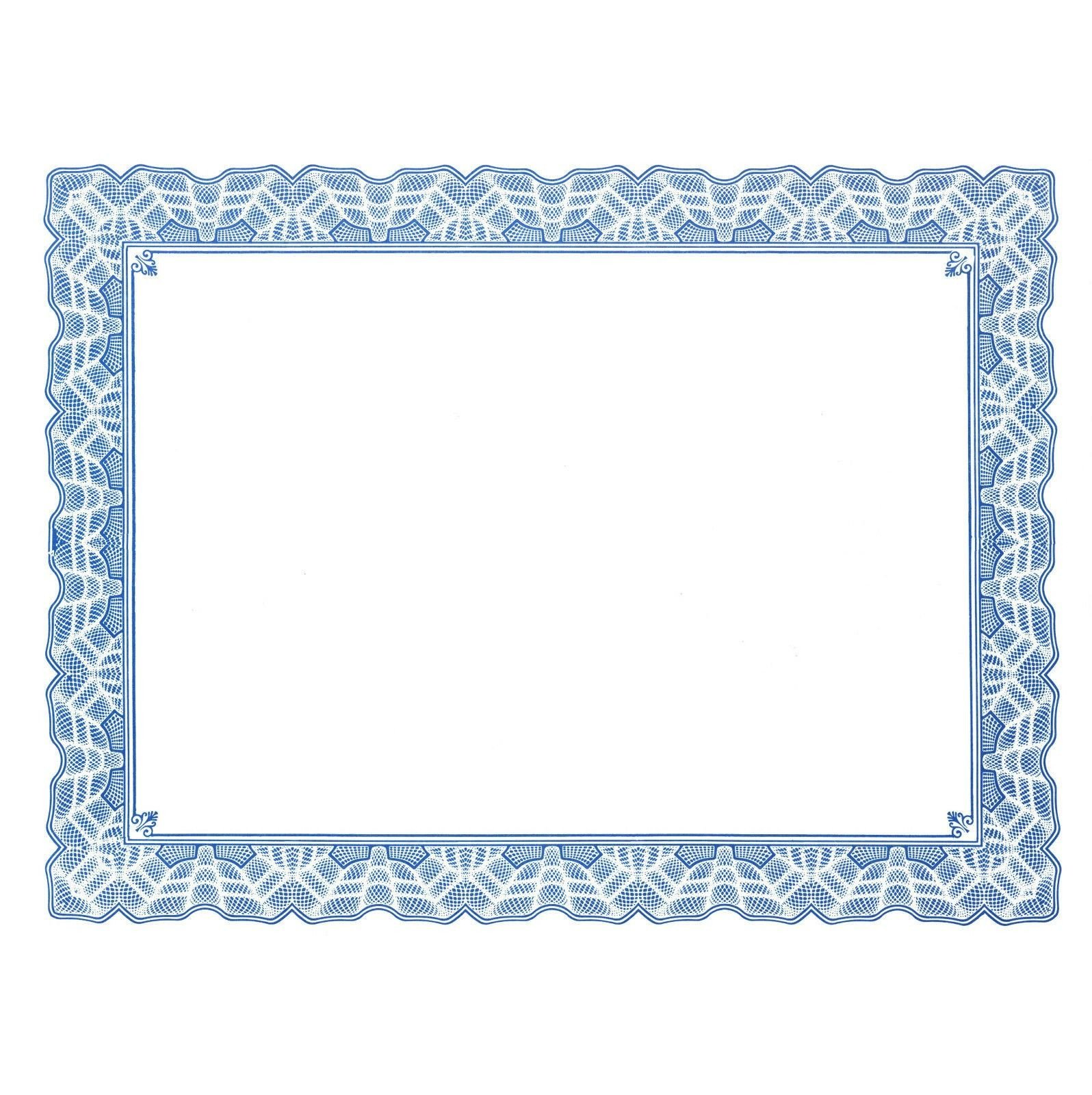 Borders Template for Word Free Certificate Border Templates for Word