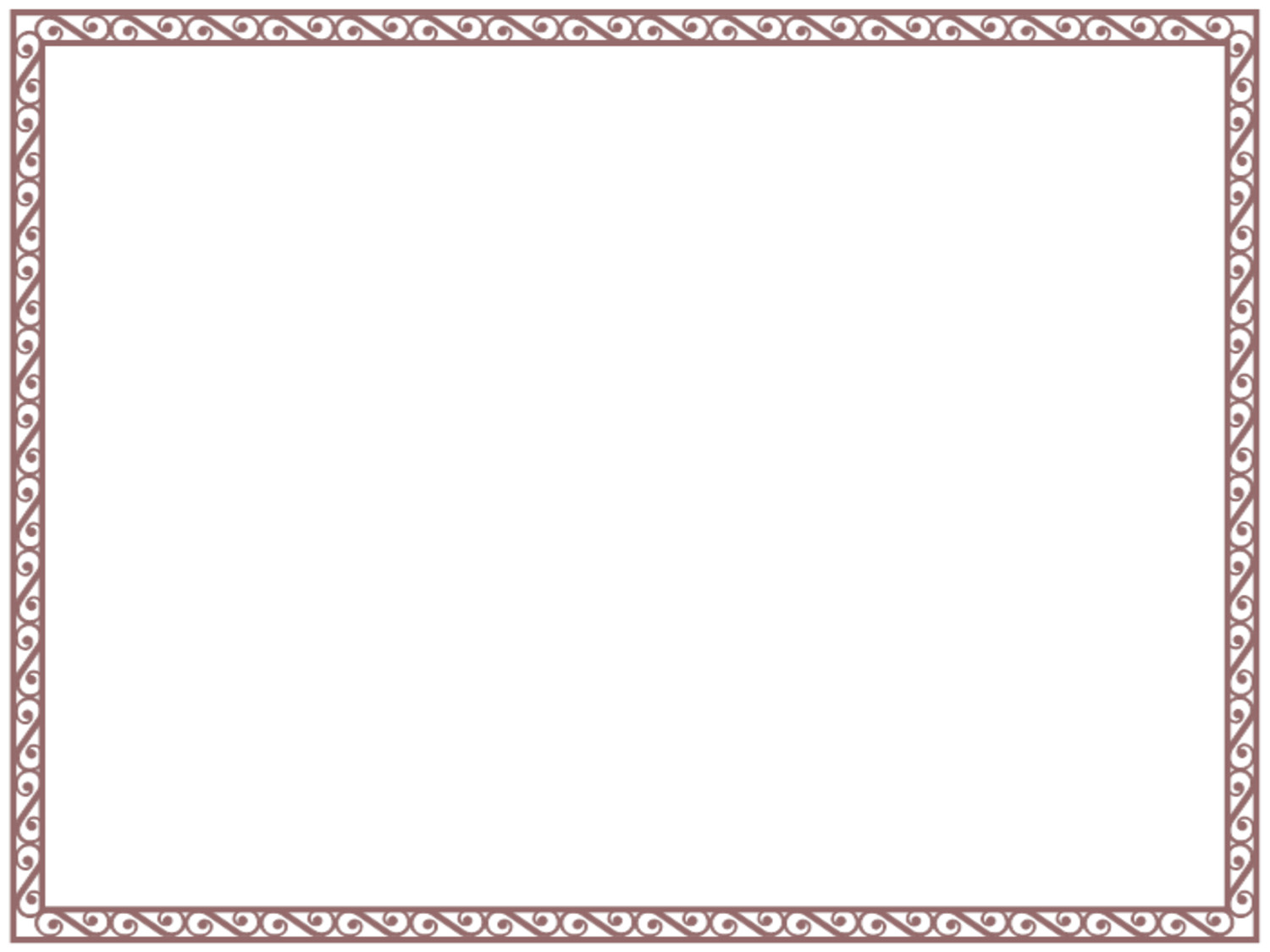 Borders Template for Word Free Certificate Borders Download Free Clip Art Free