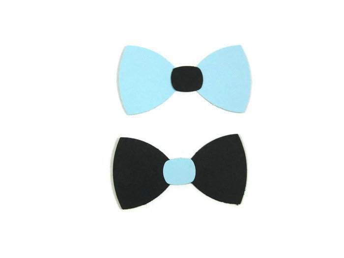 Bow Tie Cut Out Bow Tie Cut Outs Set Of 50