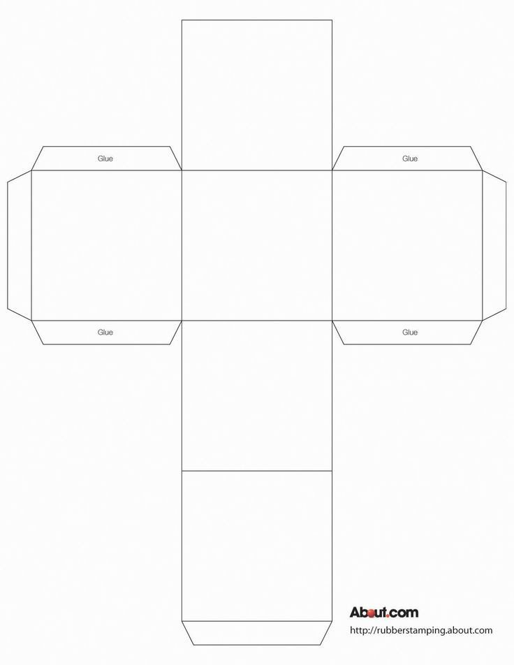 Box Templates Free Printable 25 Best Ideas About Paper Box Template On Pinterest