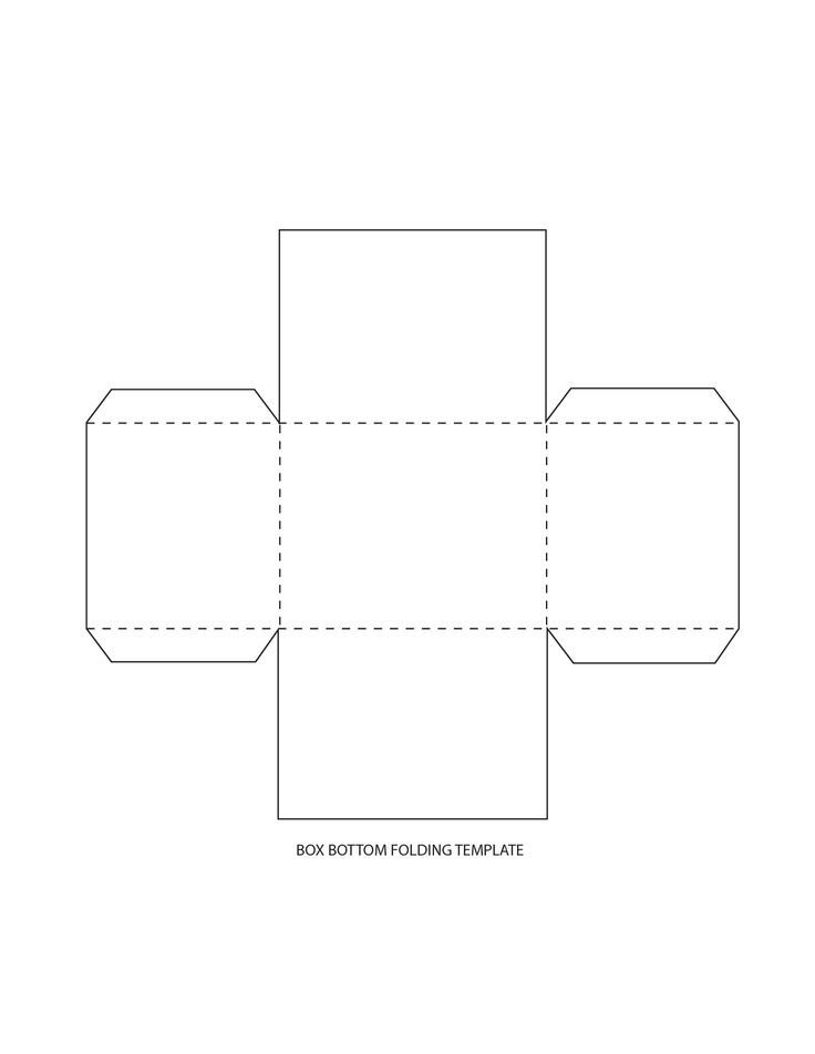 Box Templates Free Printable Cookie Box Templates Download as Pdf