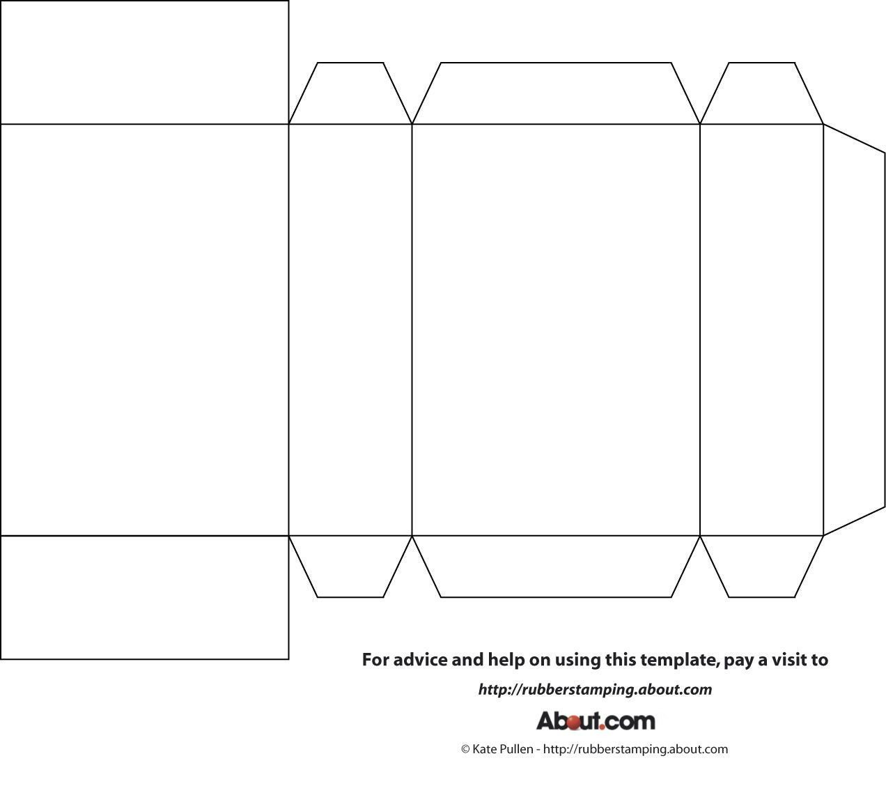 Box Templates Free Printable Here S A Template for A Basic Box Perfect to Customize and