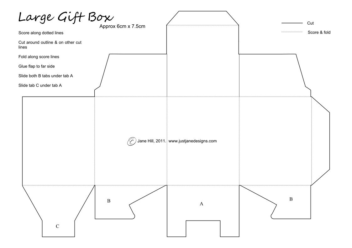 Box Templates Free Printable Just Jane Designs Super Little T Box Template