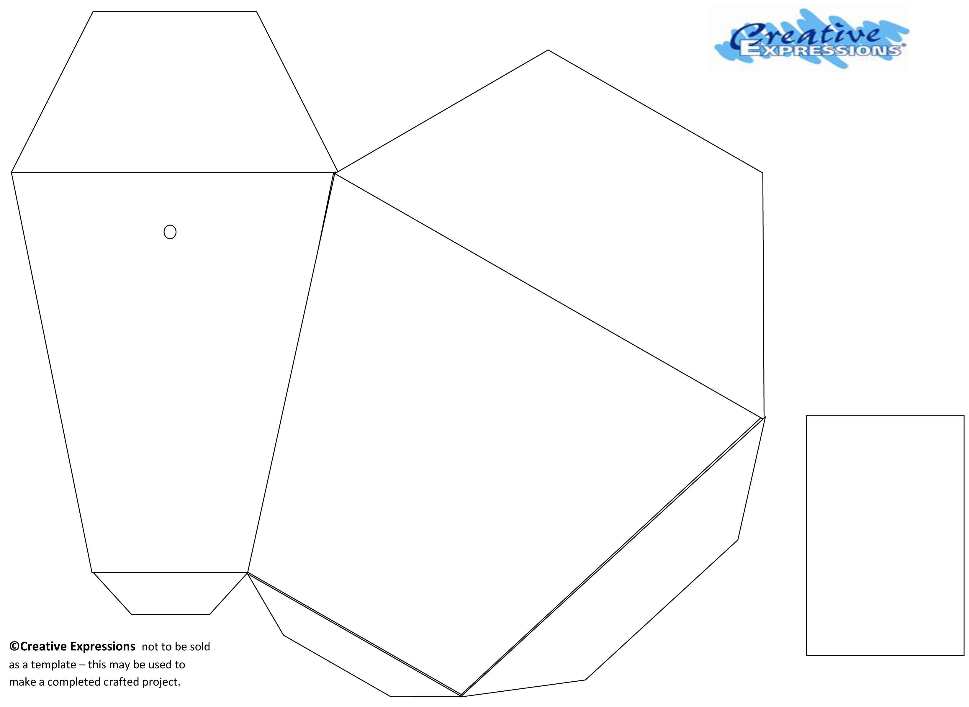 Box Templates Free Printable Noodle Box Template & Ideas