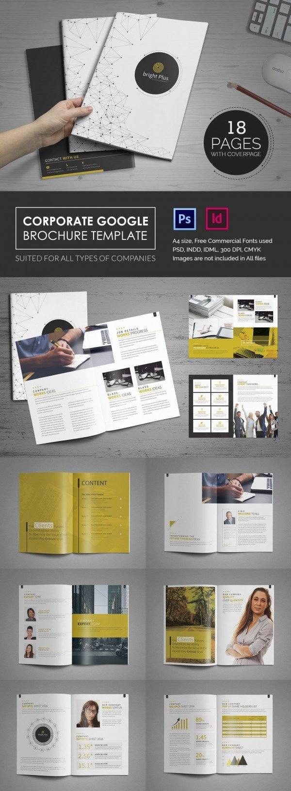 Brochure Google Docs Template 10 Fabulous Google Brochure Templates