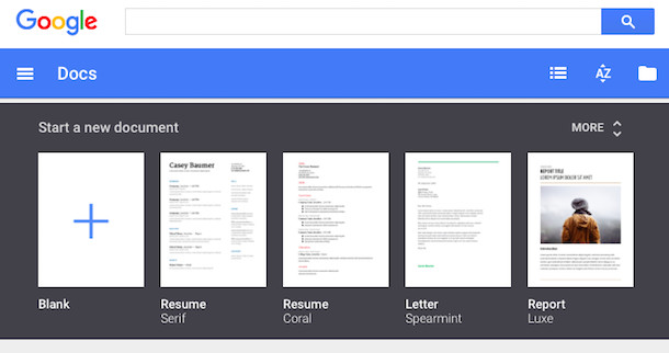 Brochure Template Google Doc Templates Insights and Dictation In Google Docs