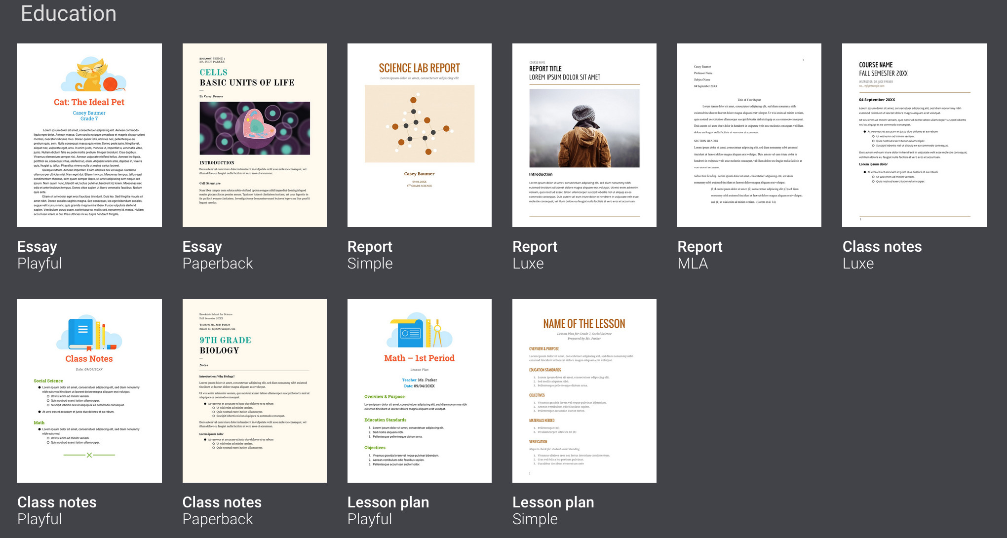 Brochure Templates for Google Docs Google Docs Brochure Template File Free Download
