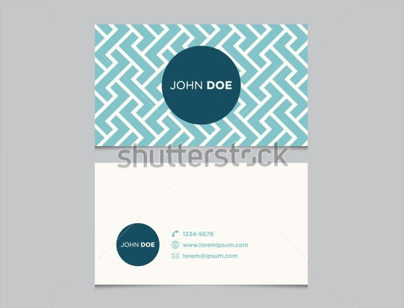 Business Card Blank Template 44 Free Blank Business Card Templates Ai Word Psd