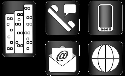 Business Card Icons Png Design Stuffs and Thingses Business Card Icons
