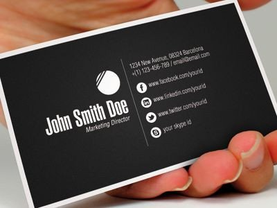 Business Card social Media Tips & Tricks to Leverage the Powerful Bination Of