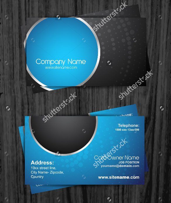 Business Card Template Illustrator 29 Cheap Business Card Templates Pages Ai Indesign