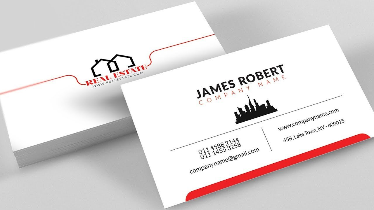 Business Card Template Illustrator Business Card Illustrator Template Free – Template