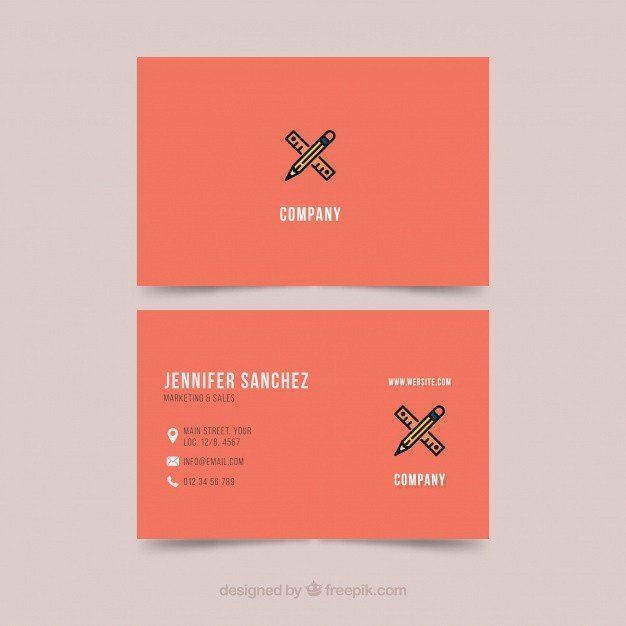 Business Card Template Illustrator Business Card Template Illustrator Vector