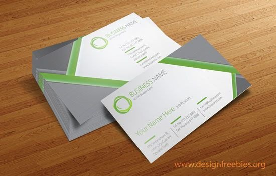 Business Card Template Illustrator Free Vector Business Card Design Templates – 2014 Vol 1