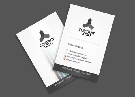 Business Card Template Illustrator Illustrator Business Card Tutorials