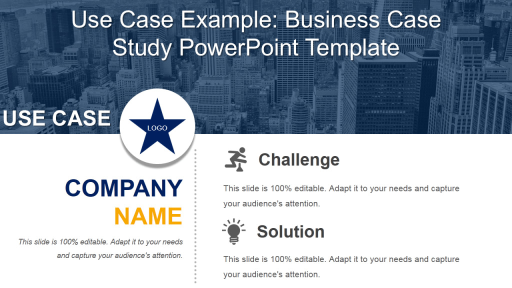 Business Case Template Ppt 11 Professional Use Case Powerpoint Templates to Highlight