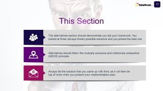 Business Case Template Ppt Business Case Study Powerpoint Template Slidemodel