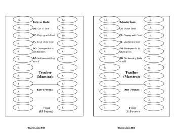 Cafeteria Seating Chart Template Lunch Seating Chart with Behavior Ments