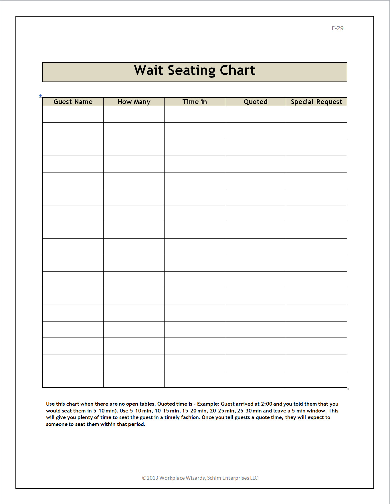 Cafeteria Seating Chart Template New Cumberland Pennsylvania Restaurant Consultants